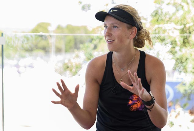 Victoria Azarenka to miss Auckland tournament due to custody dispute