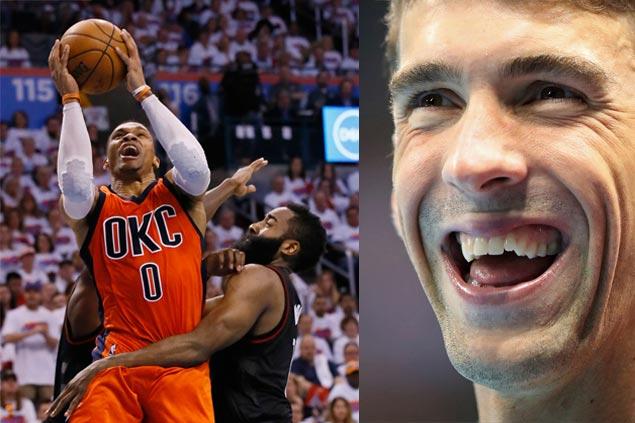 Michael Phelps, Russell Westbrook, Kris Bryant, Sidney Crosby finalists for ESPYS