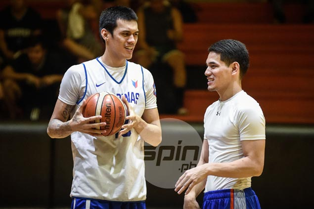 Kevin Alas thrilled to reunite with college, D-League teammate Almazan at Gilas