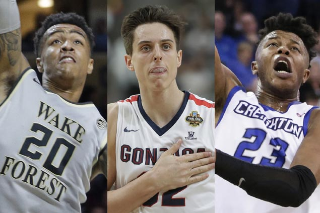 Zach Collins banners rare breed of versatile post players among NBA draft prospects