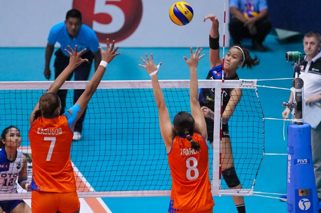 Foton ace EJ Laure works on her defense in bid to take game to next level