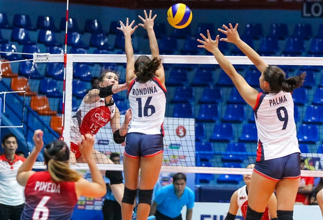 Cignal relies on vast experience to put the brakes on fiery Petron start in PSL