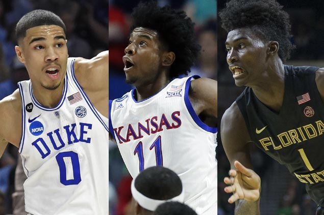 Josh Jackson heads new batch of athletic wingmen looking to be impact players in NBA