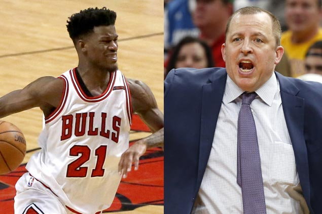 Butler-Thibodeau reunion hastens rebuilding process for playoff-hungry T-wolves