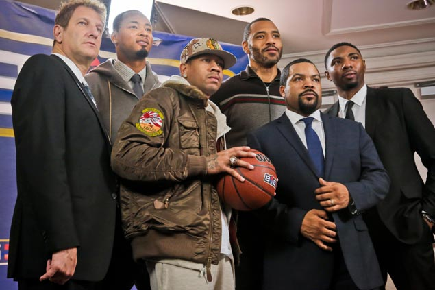 Ice Cube expects intense competition among competitive ex-NBA stars as BIG3 set for kick off