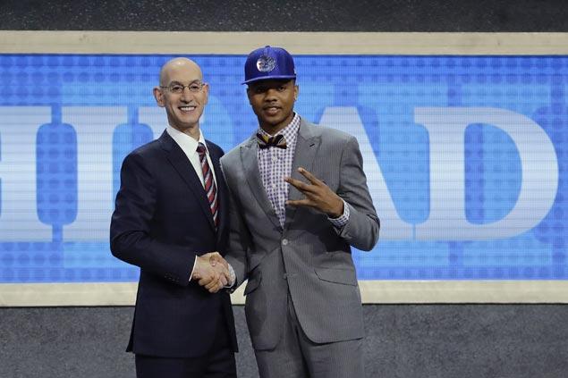 Philadelphia 76ers make Markelle Fultz the top overall pick of 2017 NBA Draft
