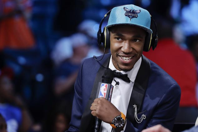 New Hornet Malik Monk buzzing with excitement on chance to play MJ 1-on-1: 'I'm going to beat him'
