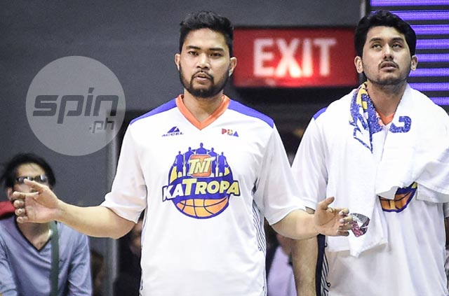 TNT stalwarts Ranidel de Ocampo, Ryan Reyes both game-time decisions for Game 2