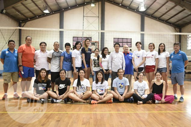 PH women's volleyball team to sharpen defense, improve chemistry against top Japan clubs