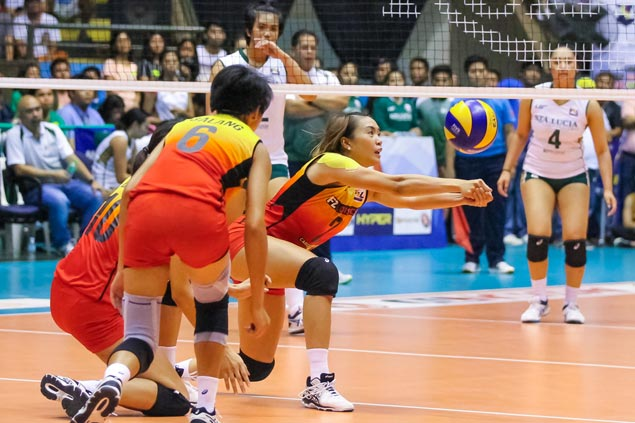 F2 stretches streak to four, secures top spot in group with victory over struggling Sta. Lucia