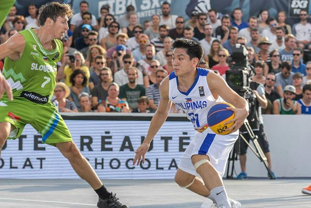 Jeron Teng seeks spot in Gilas Pilipinas squad to SEA Games