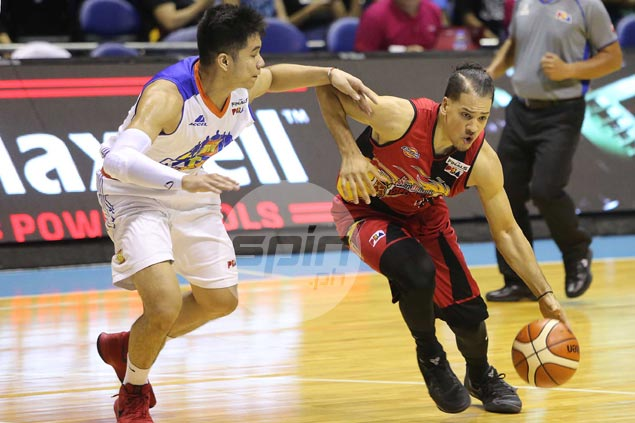 Lassiter not worried with shooting slump as SMB gunner shows deadly form with off-hand jumpers