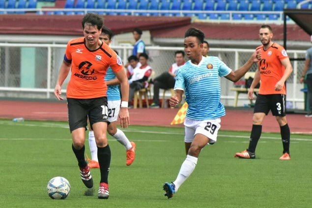 Weary Meralco Manila held to back-to-back draws after second half surge from Stallion Laguna