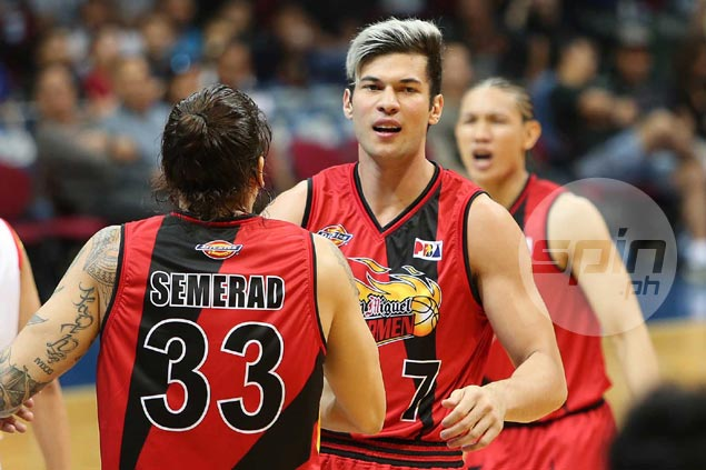 Van Opstal accepts Gilas cut for missing practices to attend to ailing pal, but eager to regain spot
