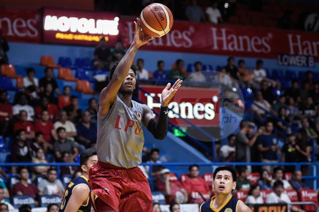 Lyceum star CJ Perez named NCAA Season 93 Most Valuable Player