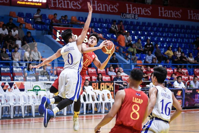 Clint Escamis stars as Red Robins edge Blue Eaglets to clinch Filoil Cup juniors crown