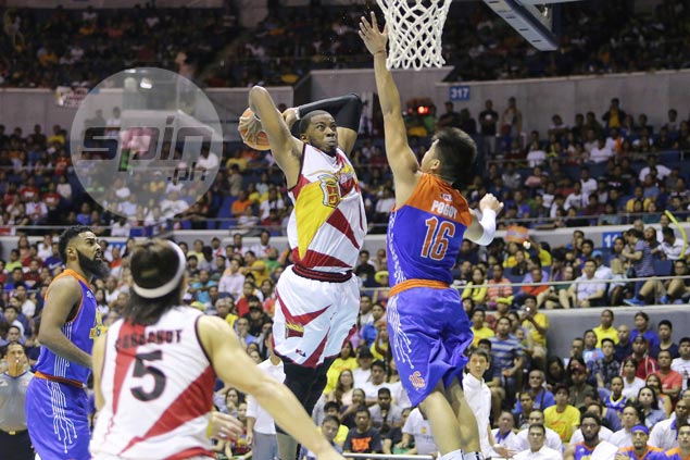 SMB import Charles Rhodes says it will be 'crazy' for TNT to replace Joshua Smith