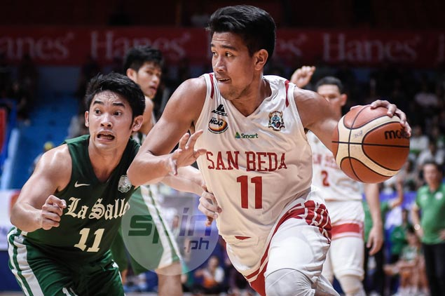 Fernandez halftime talk reins in 'overeager' Bolick, lets Doliguez, Carino join the act