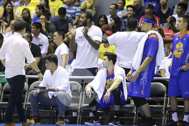 TNT standby imports deny pushing gate that hit SMB official: 'I had nothing to do with that'