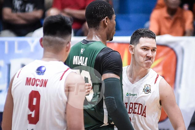Cavs fan Robert Bolick savors his own 'Kyrie Irving moment'