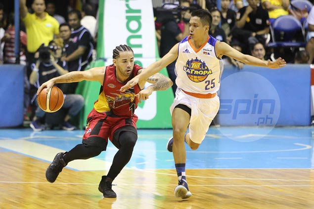 SMB rotation just got deeper as Brian Heruela proves worth in back-up role