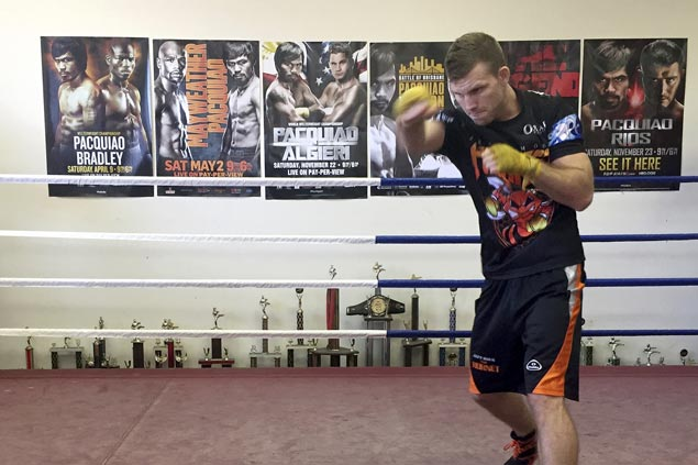 Rushton counting on 10-point plan for Jeff Horn to stun Pacman:'Follow the plan and we win the fight'