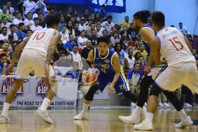 Jeron Teng returns to power Thunder to come-from-behind win over Skippers