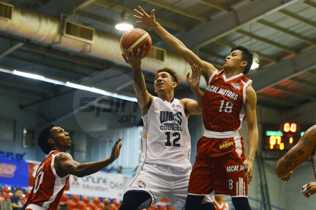 Wangs stuns Racal for second straight win in D-League Foundation Cup
