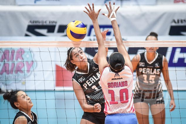 Amy Ahomiro cleared to play for Perlas after PVL tweaks rules on permanent residents
