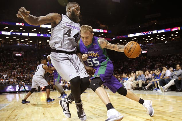 Injuries hound retired NBA stars as Jason Williams out 6-8 months in BIG3 due to knee injury