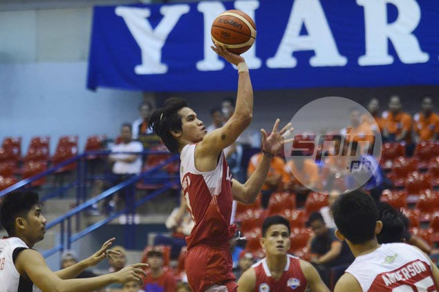 Batangas scores 40-point rout of Zark's Burger in Foundation Cup