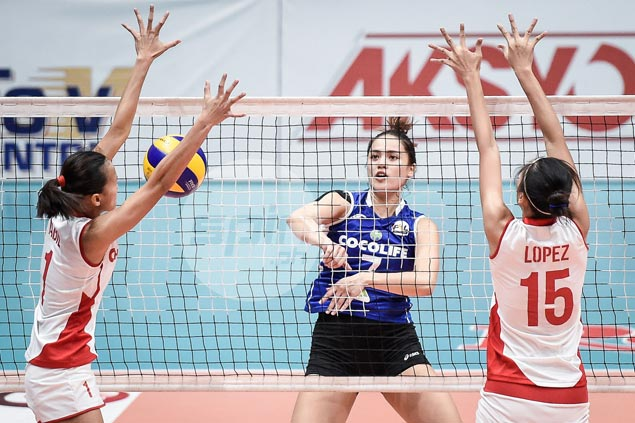 Cocolife repeats over winless Cherrylume to get some boost ahead of Super Liga quarterfinals