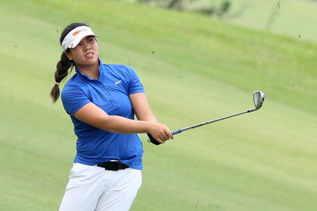Pauline del Rosario eyes second straight title as LPGT goes to Baguio