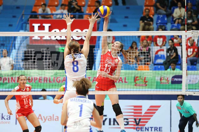 Cignal turns back Generika to seal quarterfinals clash vs Cocolife in PSL All Filipino