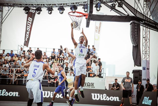 Philippines off to fine start in Fiba 3x3 U18 World Cup with victory over Israel