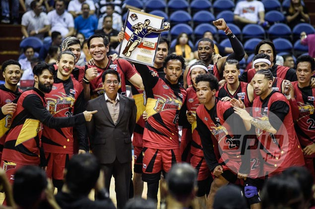 San Miguel playmaker Chris Ross named Best Player of the Conference