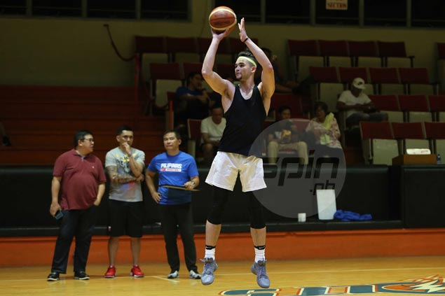 Kobe Paras eager to prove his worth, show versatility with Gilas Pilipinas in SEA Games