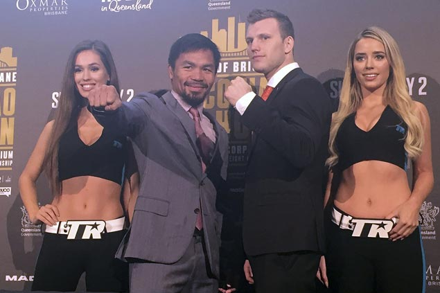 Heavy underdog Jeff Horn channeling inner Rocky Balboa in title fight against Manny Pacquiao