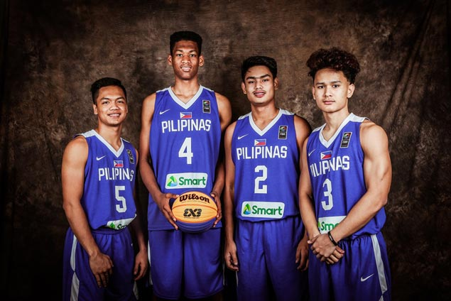 Philippines begins campaign in Fiba 3x3 U18 World Cup against Israel, Netherlands