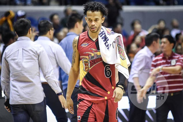 Chris Ross hardly worried about San Miguel's 0-2 start: 'We've been in all situations, so it's alright'