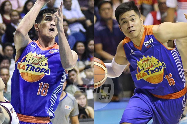 Nash Racela hopes for more firepower from Pogoy, Rosario as TNT eyes to tie finals series vs SMB