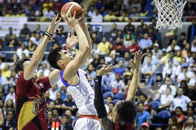 Troy Rosario says joining SEAG-bound Gilas no demotion, savors chance to lead young frontcourt