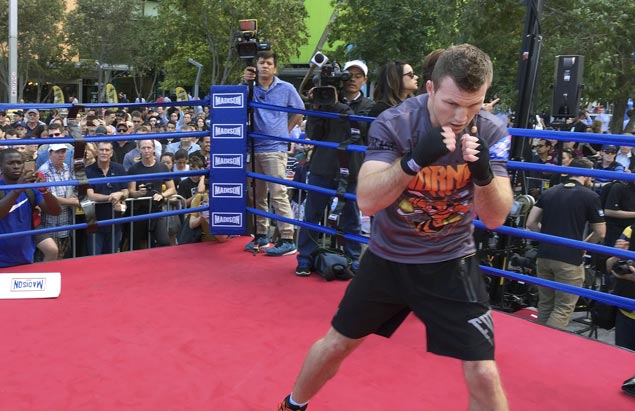 Jeff Horn continues to shed off unwanted pounds, confident of making weight for Pacquiao bout