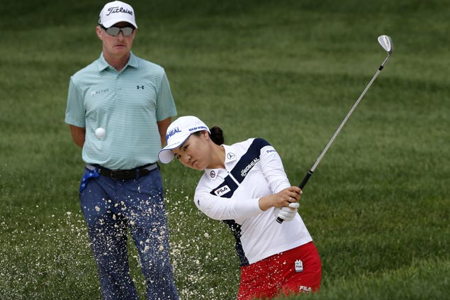 New world No. 1 So Yeon Ryu seeks second straight LPGA major