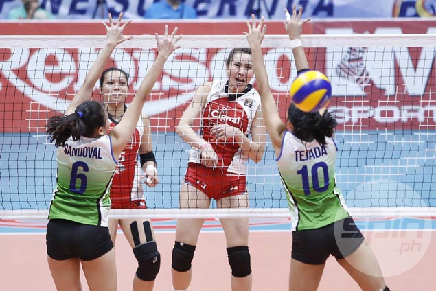 Cignal fends off late Cocolife rally to book second semis spot in PSL All Filipino