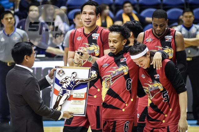 Alex Cabagnot doesn't mind losing BPC award to Chris Ross, keeps eyes on bigger prize for SMB