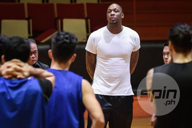 Marcus Douthit sees no need for naturalized players in Gilas' future with rise of young stars