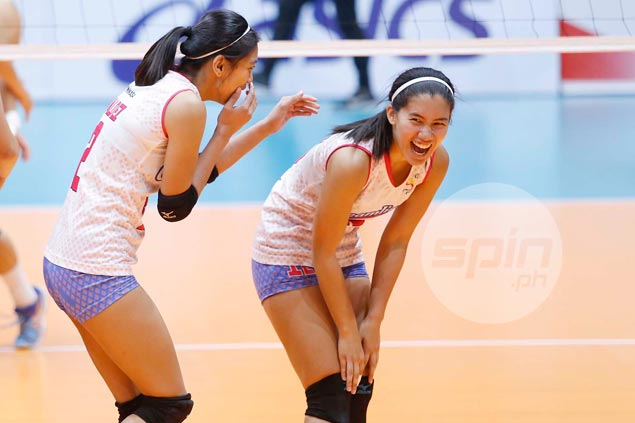 Alyssa Valdez thrilled to have college pal Jia Morado back by her side in PVL