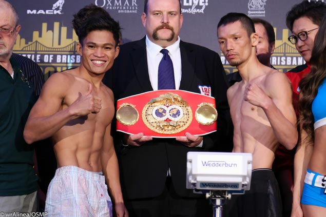 Jerwin Ancajas out to negate Japanese challenger's size advantage with speed and power