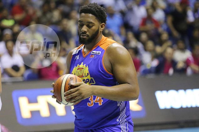 TNT import Joshua Smith slapped with P30K fine for rant on Game 5 officiating